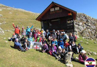 Tabără educativă cu acțiuni specifice de voluntariat, în domeniul turismului montan