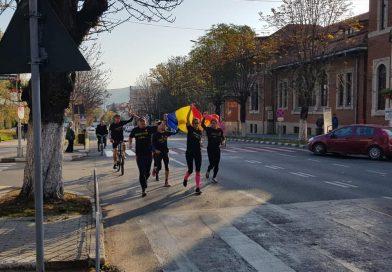 """Invictus România – ,,Ştafeta veteranilor"""" va ajunge, astăzi, la Târgoviște"""