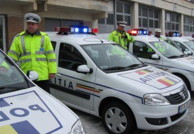 DÂMBOVIȚA: 14 secții de poliție au primit mașini noi