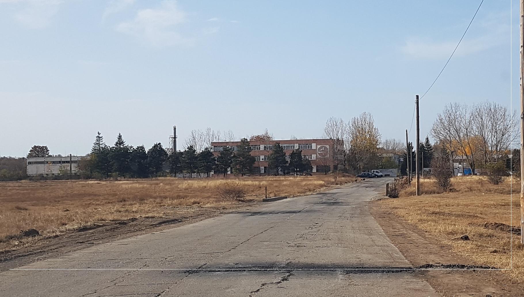 ULMI: Se reabilitează drumul către Uzina de Produse Speciale Dragomirești