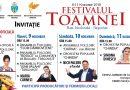 Festivalul Toamnei, de mâine în Piața Tricolorului! Vor susține recitaluri: Maria Cârneci, Nicu Paleru și Simona Dinescu