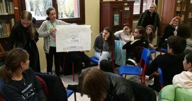 """Patru elevi de la """"Vasile Cârlova"""" au învățat, în Italia, despre ecologie, în cadrul unui proiect Erasmus+"""