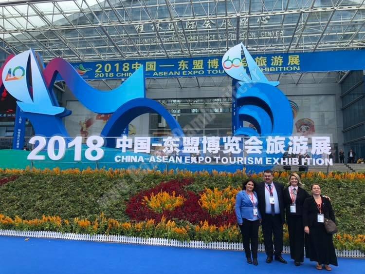CJD și-a epuizat pliantele turistice la Marele Zid Chinezesc și nu s-a mai prezentat și la Târgul Național
