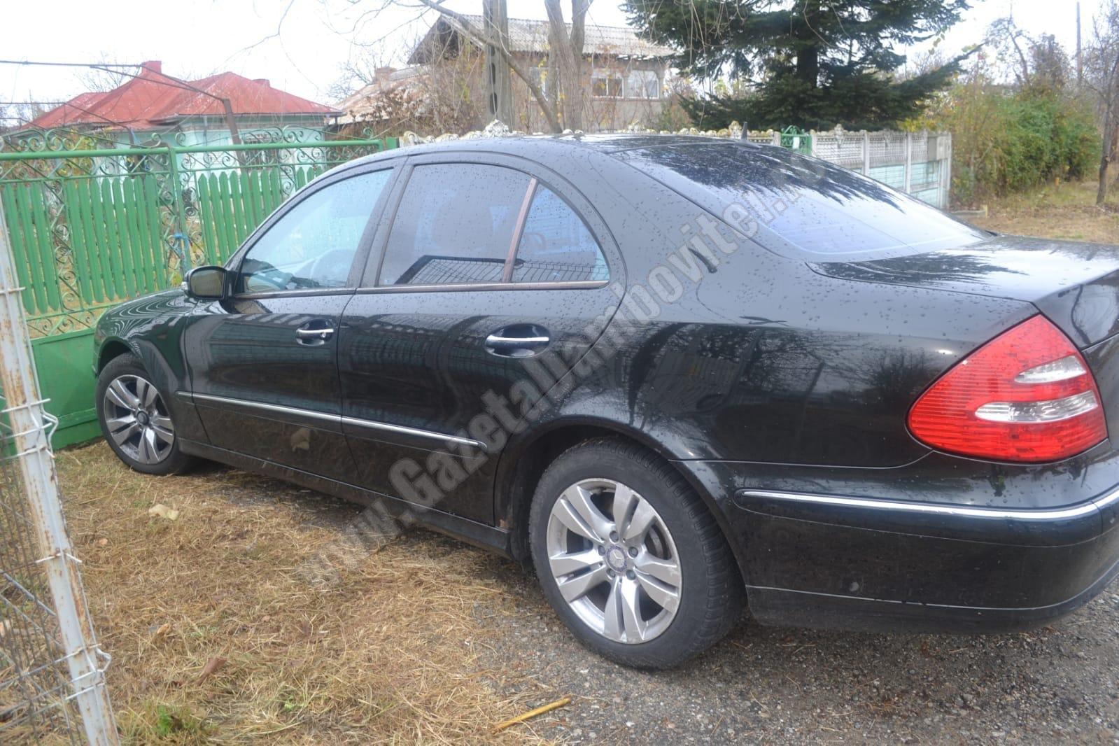 GĂEȘTI: Trei minori au vandaliat 11 mașini într-o singură noapte