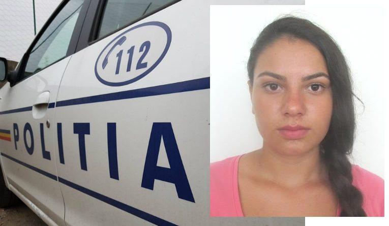 CREVEDIA: Minora căutată de poliție. A fugit cu prietenul ei