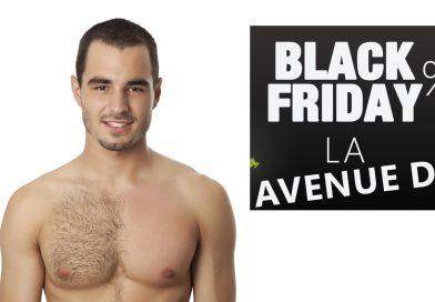 Avenue Dee Salon! Reducere substanțială la epilarea definitivă pentru bărbați!