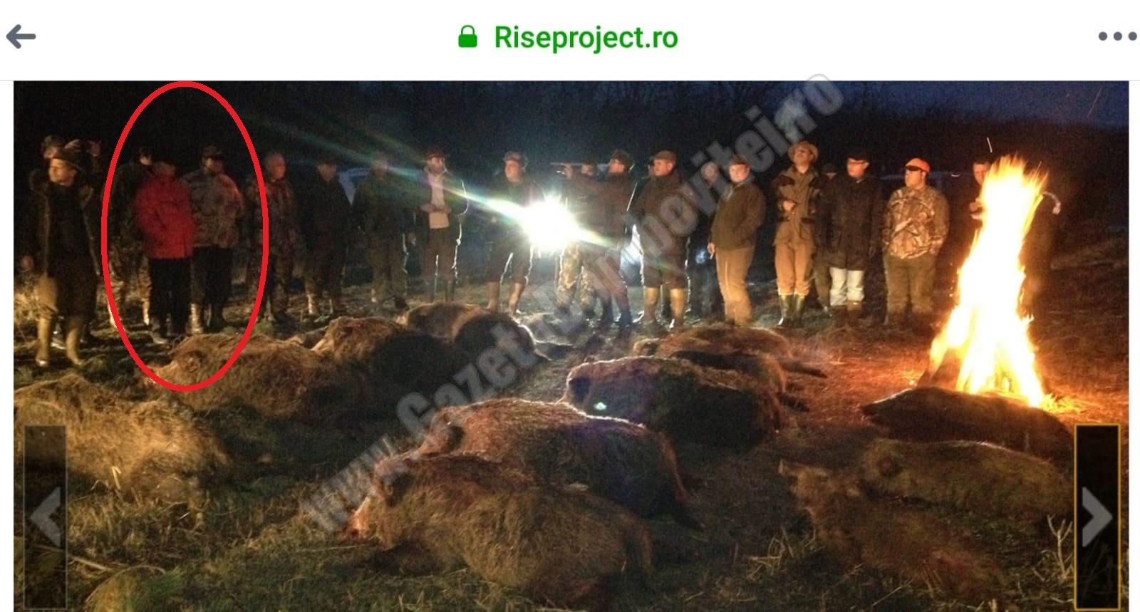COINCIDENȚĂ? Tel Drum a obținut un contract generos în Dâmbovița, după vânătoarea la care a luat parte și Adrian Țuțuianu