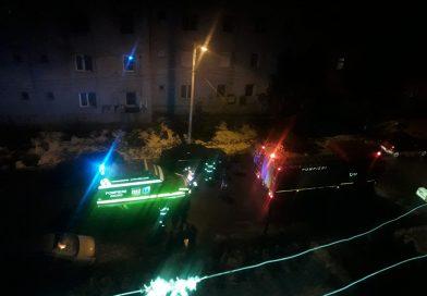 Explozie, la Găești! O persoană este rănită