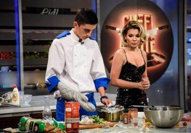 """Tânărul Valentin Dumitrescu este în semifinalele """"Chefi la cuțite"""""""