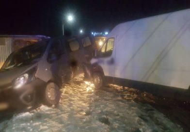 Patru persoane rănite într-un accident la Bujoreanca