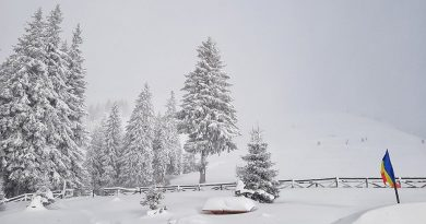 Zona montană a județului nostru, sub Cod Galben de ninsori