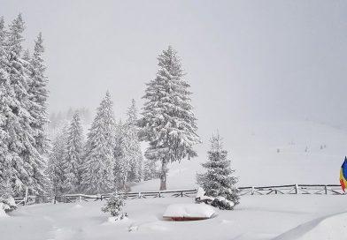 O avalanșă a închis DJ 713 care face legătura între DN71 – Cota 1000 și Platoul Montan Bucegi