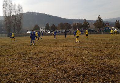 Cetatea Târgoviște se impune în amicalul cu CSM Fieni!