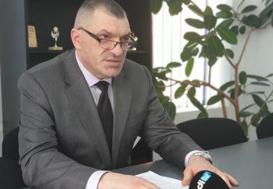 Comisarul șef de poliție Păun Sorin,  (re)împuternicit ca șef al I.P.J Dâmbovița