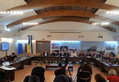 Scandal la votul pe bugetul Târgoviștei. PNL a părăsit ședința