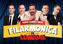 """""""Filarmonica de comedie"""" – Super actori de comedie vin, pe 26 martie, să-i facă să râdă pe târgovișteni"""