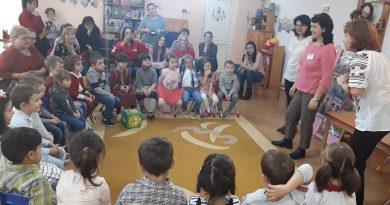Proiect Erasmus+K2 pentru dezvoltarea abilităţilor socio-emoționale la vârsta preșcolară, la Grădinița Nr. 2 Pucioasa