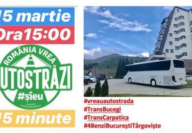 #RomâniaVreaAutostrăzi: Hotel Peștera suspendă activitatea pentru 15 minute, pe 15 martie