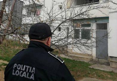 Târgoviștean amendat după ce a aruncat 200 de litri de zeamă de varză de la balconul blocului