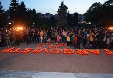 20 de ani de lumină la Târgoviște! Evenimentul care animă orașul ca nici un altul