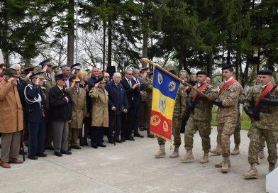 Ziua Veteranilor de Război, sărbătorită la Cimitirul de Onoare Românesc