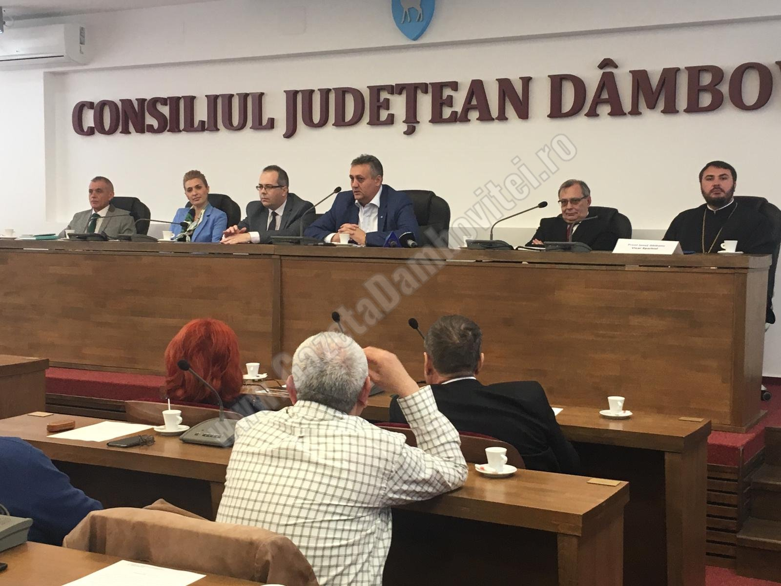 Alexandru Oprea a fost ales președinte al CJD