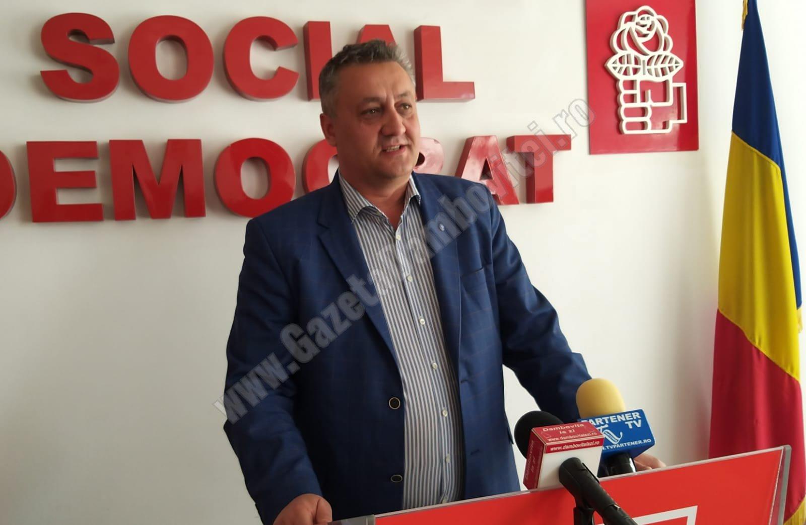 Mesajul lui Alexandru Oprea după alegerea ca președinte al CJD