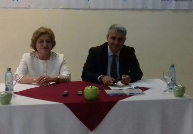 AGENDA ELECTORALĂ: Deputatul PMP, Robert Turcescu a fost astăzi la Târgoviște