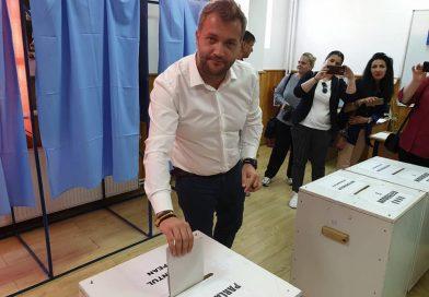 """#26mai – Andrei Plumb – """"Am votat pentru viitorul copiilor mei!"""""""