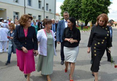 Agenda electorală: Vizită a ministrului sănătății, în județul Dâmbovița