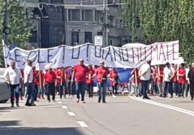Social democrații, mesaj pentru Țuțuianu, înaintea mitingului PSD