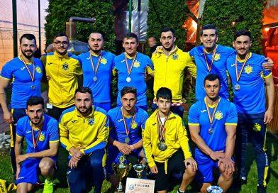 MINIFOTBAL: Superliga a luat sfârșit după o luptă strânsă pentru supremație