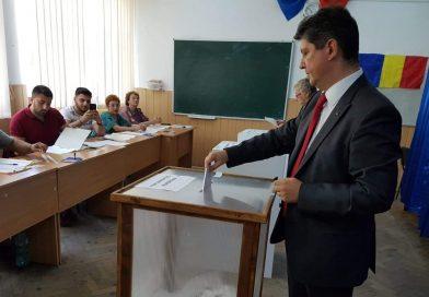 """#26mai – Titus Corlățean: """"Am votat pentru o Românie puternică"""""""