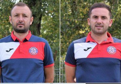 Edy Prisăcaru și Valentin Marian au făcut un pas important în cariera de antrenorat!