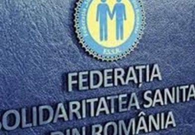 """Federația """"Solidaritatea Sanitară"""": """"Ministrul Muncii a declanșat tăierea unor drepturi ale salariaților bugetari"""""""