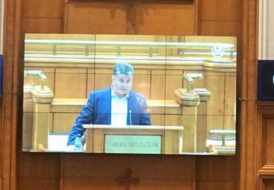 Marian Țachianu a depus jurământul de deputat. O înlocuiește în Parlament pe Rovana Plumb