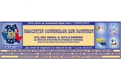 Asociația comunelor cere adoptarea de urgență a Codului Administrativ