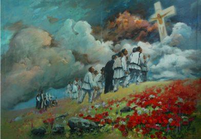 """Expoziţia de pictură """"Suflet şi culoare"""" la Muzeul de Istorie din Târgoviște"""