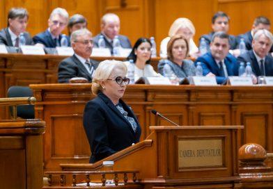 Viorica Dăncilă, în cursa pentru Cotroceni. Premierul, desemnat candidatul partidului