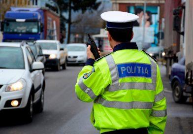 Peste 700 de infracțiuni constatate de polițiști și 842 de permise de conducere suspendate în 24 de ore