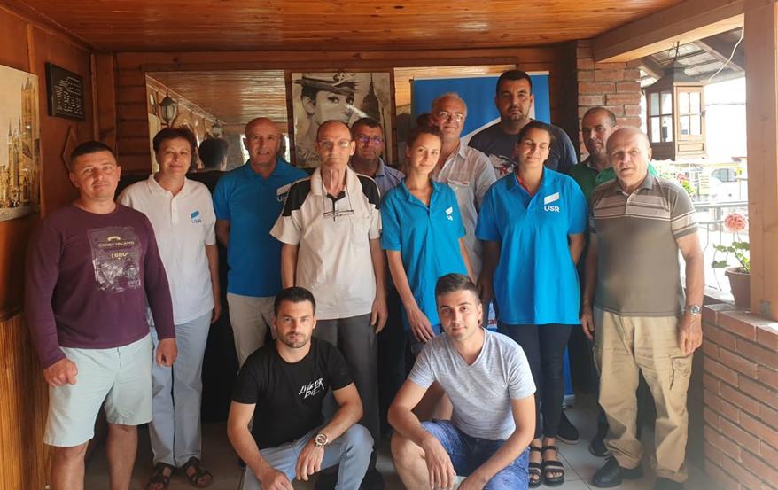 USR a înființat o nouă filială în județul Dâmbovița
