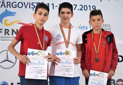 Contratimp: Al cincilea an consecutiv pe podiumul Campionatelor Nationale de Înot ale Romaniei
