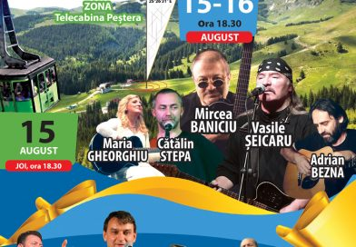 """Mâine se dă startul festivalului """"Padina Folk"""". Pentru siguranța participanților și turiștilor vor fi prezente echipaje de intervenție."""