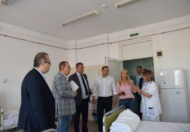 Donație consistentă a Aso Cromsteel pentru aparatură medicală la SJU Târgoviște