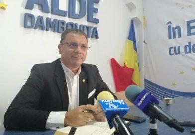 """ALDE Dâmboviţa, despre relaţia cu ProRomânia : """"Se doreşte  o relaţie de vasalitate"""""""
