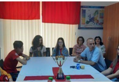 Școala Coresi a obținut locul III la concursul Sanitarii Pricepuți