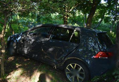Accident grav pe Aleea Mănăstirii