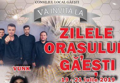GĂEȘTI: Trei zile de sărbătoare cu artiști renumiți! DN 7 va fi închis pe 20 și 21 iulie, pentru manifestări