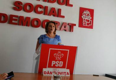 """Claudia Gilia: """"Criza politică provocată de Președintele Johannis trebuie să înceteze"""""""