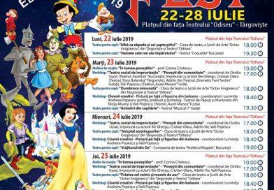 Între 22 și 28 iulie se desfășoară a IV-a ediție a Mimesis Fest